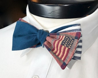 The Washington- Our Presidential themed bowtie