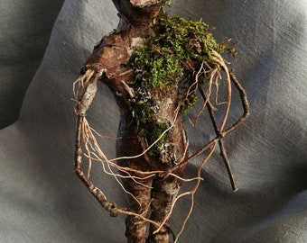Stand Tall - OOAK Art Doll (FREE Shipping!)