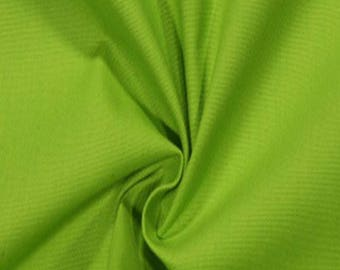 LAST PIECE - Premier Prints Dyed Solid Chartreuse Green Home Decorating Fabric