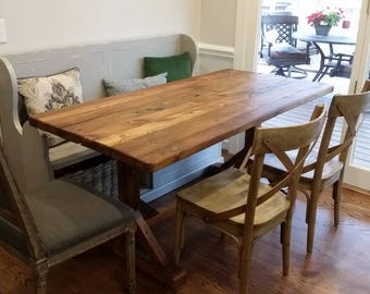 breakfast nook furniture. Dining Room Or Breakfast Nook Table, Kitchen Solid Wood, Oak, Pine Furniture