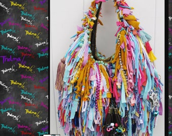 Fringe Tassel bag,fringe handbag,custom made bag,Tassel Purse,Beaded handbag,jewel purse,bling bag
