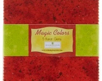 Magic Colors 5 Karet Gems from Wilmington by the pack