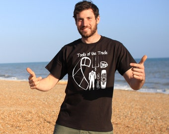 Kite Surfing Gear Check T shirt