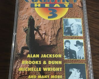Country Heat 3 Cassette Tape
