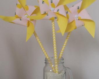Pineapple windmills