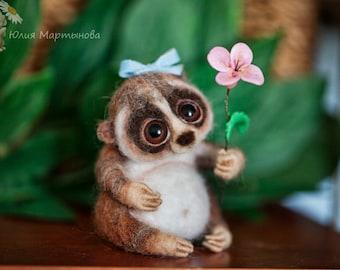 little lemur Lory))
