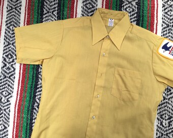 US Mail Short Sleeved Shirt