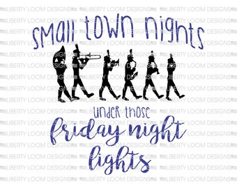 Small Town Nights band
