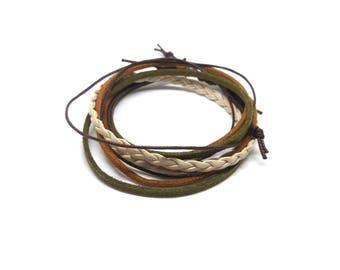 Men's fall bracelet
