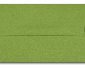 PT Gumdrop Green A6 Envelopes 50 pack
