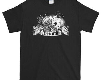 Lets Ride Short-Sleeve T-Shirt