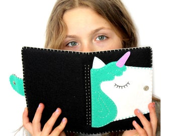 Kindle cover | Ready to Ship | Paperwhite cover | Kindle paperwhite case | Kobo Touch case | Kindle 4 cover | Unicorn Kindle Case