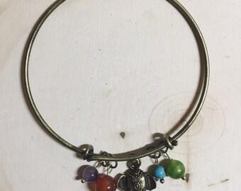 Ancient Elephant Bracelet