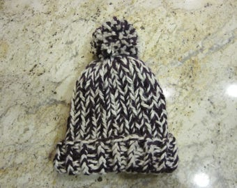 Warm Chunky Knit Hat
