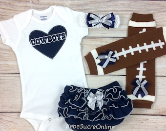Personalized Dallas Cowboys Baby Blanket Toddler Custom Made