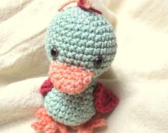 Crochet Duckling Cutie - Amigurumi/ Spring decoration/ Easter/Toy