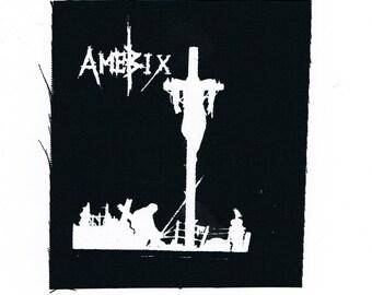 Amebix Punk Patch