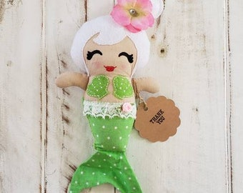 Little Mermaid Keepsake Heirloom Doll
