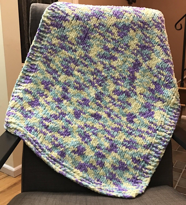 Dorable Bernat Baby Blanket Yarn Knitting Patterns Picture ...
