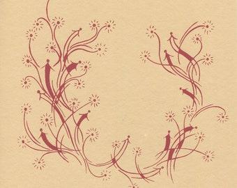 Rising Together Silkscreen Print