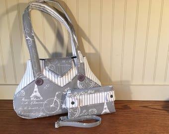 Handbag, shoulder bag, purse, fall purse, custom bag, handmade bag, fabric bag, wallet, clutch, wristlet