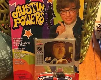 Johnny Lightning Austin Powers
