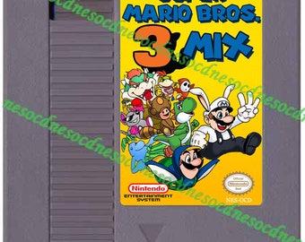 Super Mario Bros 3MIX