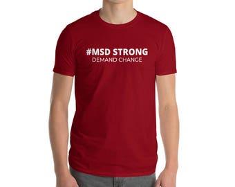 MSD STRONG, Marjory Stoneman Douglas High
