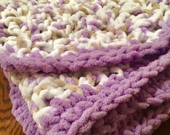 crochet baby blanket, handmade blanket, baby, Crochet Blanket