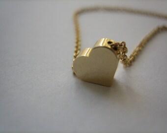 Mon petit coeur // Gold or Silver