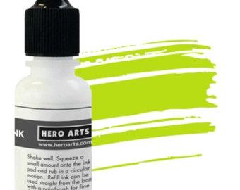 Hero Arts Green Apple Hybrid Reinker NK344
