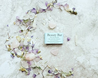 Beauty Bar | face cleanser | anti-aging | organic skincare | face wash | cruelty free | gifts for her | aloe vera face wash