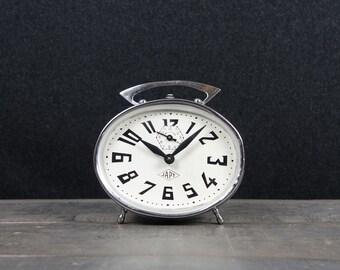 Antique French Alarm clock JAPY, ca 1930