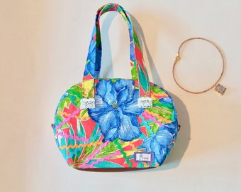 Handbag-Estilo Maleta