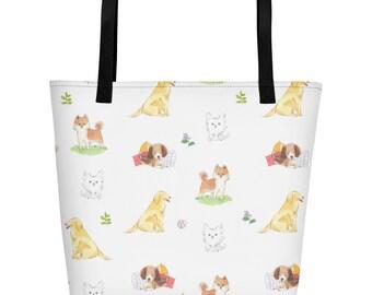 Cutie Poppy Bag 16X20cm