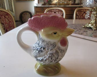 CALIFORNIA STEWART MCCULLOCH Rooster Pitcher Stewart B McCulloch California