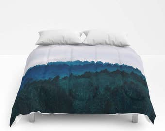 Tree bed comforter etsy tree bedding tree comforter forest bedding forest comforter nature bedding wanderlust bedding wanderlust decorbed comforterbed cover gumiabroncs Choice Image