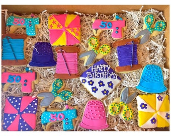 Quilters Cookies