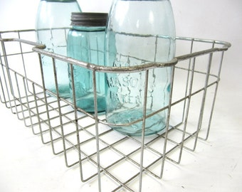Metal Wire Basket, Wire