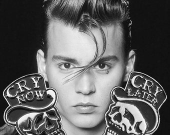 Cry Baby pin set