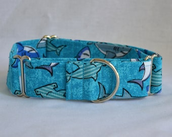 The Apollo Dog Collar (Martingale or Buckle)