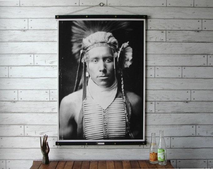 Native American Portrait ~ Little Daylight