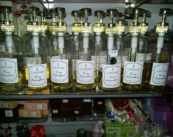 Perfume the aroma