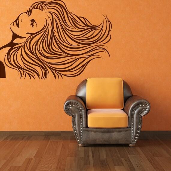 Woman Vinyl Wall Art Decal Sticker