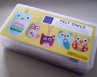 Sew Your Own Owl Kit