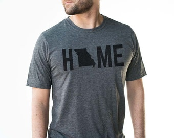 T-Shirt - Missouri HOME Men's Tee
