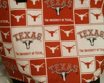 SALE University of Texas  Insulated Zip-up Lunch bag