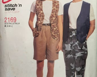 McCall's 2169 Sewing Pattern