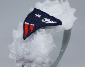 New England Patriots Football Boutique  Hair Accessory