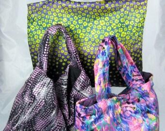 Easy Tote Bag Sewing Patterns Hobo Bag Sewing Patterns Tote Bag Sewing Patterns Tote Patterns Tote Sewing Pattern Gym Bag Pattern  via PDF